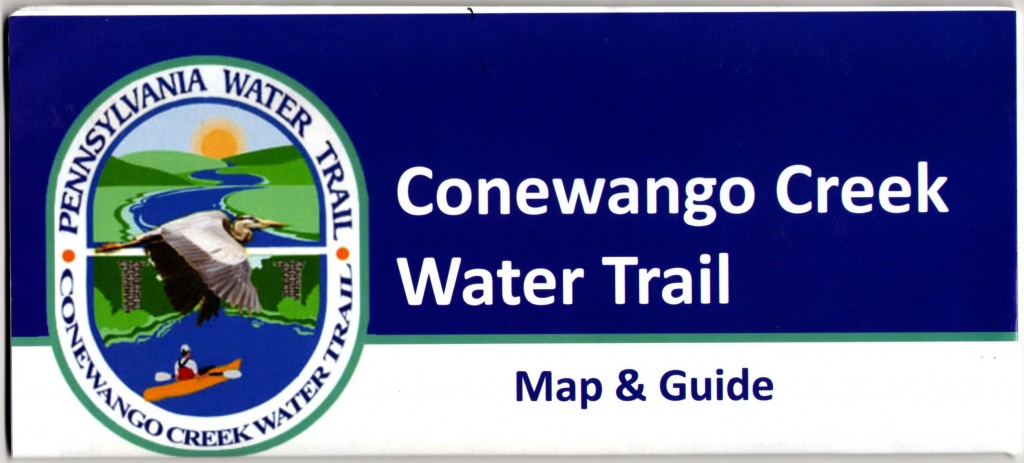 Water Trail Brochure graphic