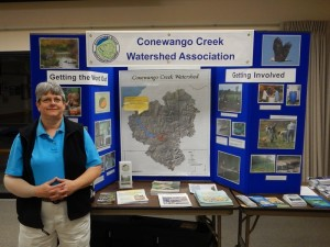 CCWA Display at Annual Meeting