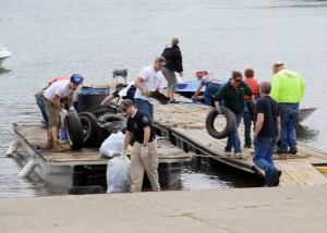 2014 Allegheny Reservoir Cleanup